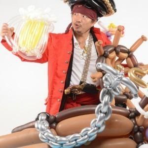 バルーンメッセンジャー海賊タロウ